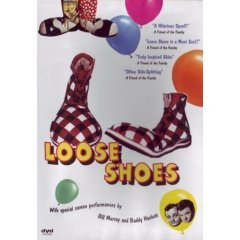 Loose Shoes - NEW DVD FACTORY SEALED