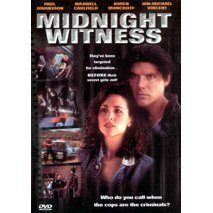 Midnight Witness - NEW DVD FACTORY SEALED