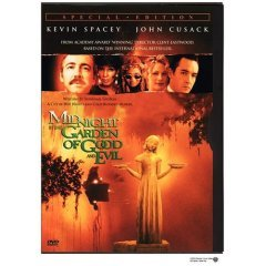 Midnight in the Garden of Good and Evil - NEW DVD FACTORY SEALED