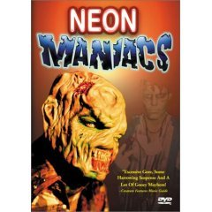 Neon Maniacs - NEW DVD FACTORY SEALED