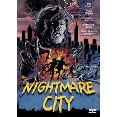 Nightmare City - NEW DVD FACTORY SEALED