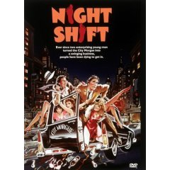 Night Shift - NEW DVD FACTORY SEALED