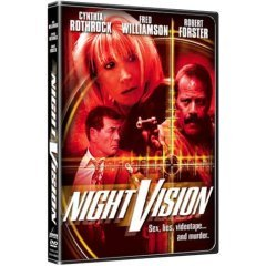 Night Vision - NEW DVD FACTORY SEALED