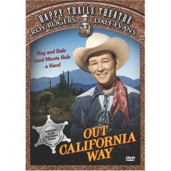 Out California Way:  Roy Rogers - NEW DVD FACTORY SEALED