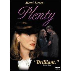 Plenty - NEW DVD FACTORY SEALED