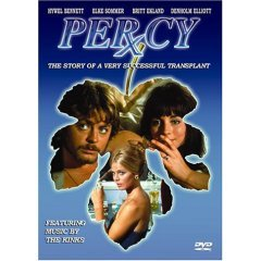 Percy - NEW DVD FACTORY SEALED