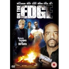 On The Edge - NEW DVD FACTORY SEALED