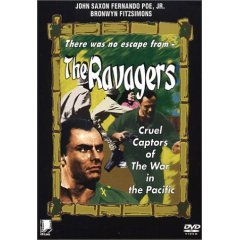 The Ravagers - NEW DVD FACTORY SEALED