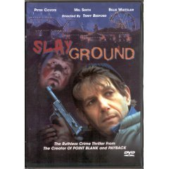 Slay Ground - NEW DVD FACTORY SEALED