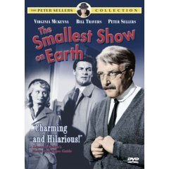 The Smallest Show on Earth - NEW DVD FACTORY SEALED