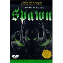 Todd McFarlane's Spawn - NEW DVD FACTORY SEALED