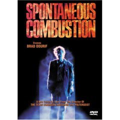 Spontaneous Combustion - NEW DVD FACTORY SEALED