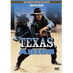 Texas Adios - NEW DVD FACTORY SEALED