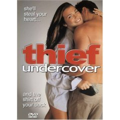 Thief Undercover - NEW DVD FACTORY SEALED