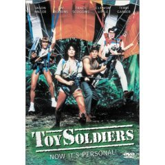 Toy Soldiers - NEW DVD FACTORY SEALED