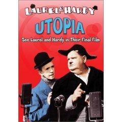 Utopia Laurel & Hardy - NEW DVD FACTORY SEALED