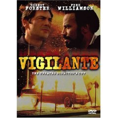 Vigilante Unrated Director's Cut - NEW DVD FACTORY SEALED