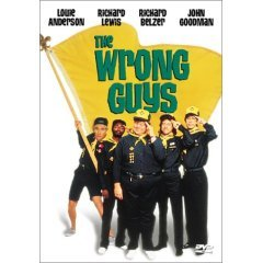 The Wrong Guys - NEW DVD FACTORY SEALED