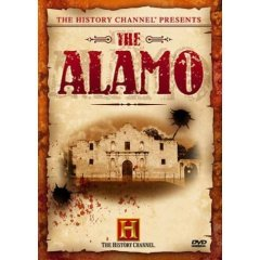 The Alamo History Channel (New DVD Boxset)
