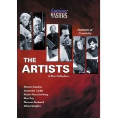 The Artists American Masters - NEW DVD BOX SET FACTORY SEALED