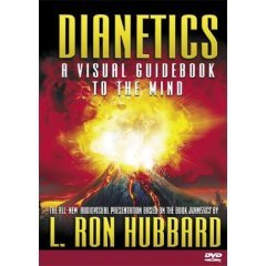 Dianetics A Visual Guidebook To The Mind - NEW DVD FACTORY SEALED