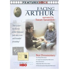 Facing Arthur - NEW DVD FACTORY SEALED