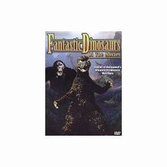 Fantastic Dinosaurs of the Movies - NEW DVD FACTORY SEALED