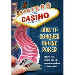 How To Conquer Online Poker - NEW DVD FACTORY SEALED