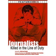 Journalists Killed In The Line of Duty - NEW DVD FACTORY SEALED