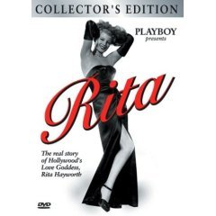 Rita - The Real Story of Hollywood's Love Goddess - NEW DVD FACTORY SEALED