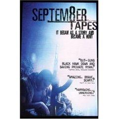 September Tapes - NEW DVD FACTORY SEALED