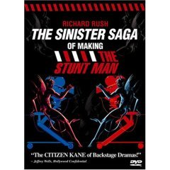 """The Sinister Saga of Making """"The Stunt Man"""" - NEW DVD FACTORY SEALED"""