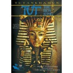 Tutankhamun - Tut The Boy King - NEW DVD FACTORY SEALED