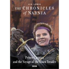 Chronicles of Narnia - Prince Caspian and the Voyage of the Dawn Treader (New DVD)