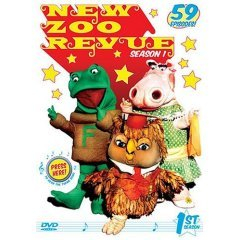 New Zoo Revue Season 1 - NEW DVD BOX SET FACTORY SEALED