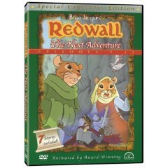 Redwall The Next Adventure Episodes 7-13 - NEW DVD FACTORY SEALED
