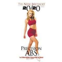 The New Method 20/20 Precision Abs - NEW DVD FACTORY SEALED