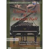 Classic Hour at Emerald Hall - NEW DVD FACTORY SEALED