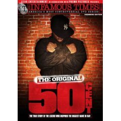 Infamous Times - 50 Cent - Eminem - NEW DVD FACTORY SEALED