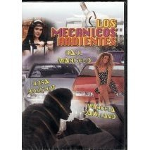 Los Mecanicos Ardientes - Spanish Version - NEW DVD FACTORY SEALED