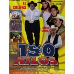 150 Kilos - Spanish Version - NEW DVD FACTORY SEALED