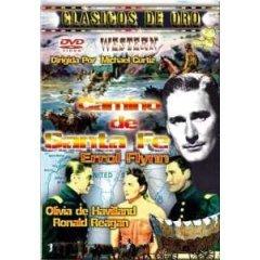 Camino Santa Fe - Ronald Reagan - Spanish Version - NEW DVD FACTORY SEALED