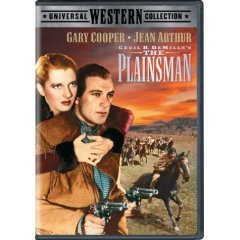 The Plainsman - NEW DVD FACTORY SEALED