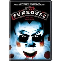 The Funhouse - NEW DVD FACTORY SEALED