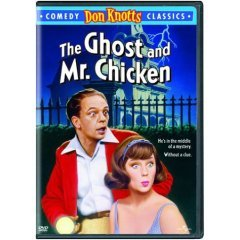 The Ghost and Mr. Chicken - NEW DVD FACTORY SEALED