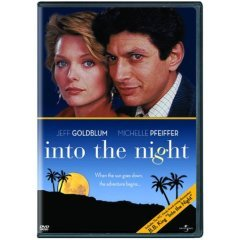 Into The Night - NEW DVD FACTORY SEALED