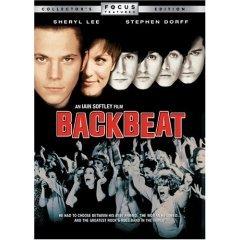 Backbeat - NEW DVD FACTORY SEALED