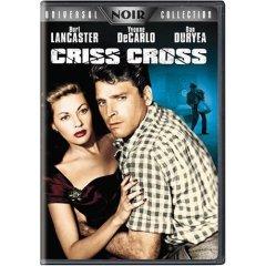 Criss Cross - NEW DVD FACTORY SEALED