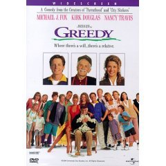 Greedy - NEW DVD FACTORY SEALED