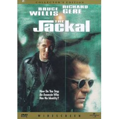 The Jackal - NEW DVD FACTORY SEALED